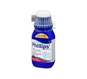 Image 1 of product Phillips - Phillips Milk of Magnesia Liquid, 350 ml, Cherry