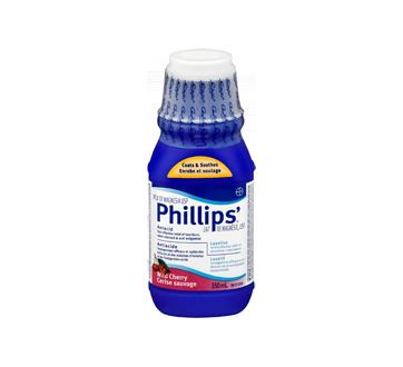 Image 3 of product Phillips - Phillips Milk of Magnesia Liquid, 350 ml, Cherry