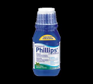 Image of product Phillips - Phillips Milk of Magnesia Liquid, 350 ml, Mint