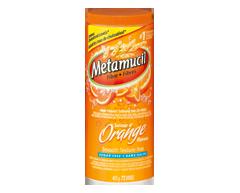 Image of product Metamucil - MutliHealth Fibre Sugar Free, 425 g, Orange