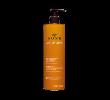 Rêve de Miel face & Body Ultra-Rich Cleansing gel, 400 ml