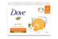 Thumbnail of product Dove - Go Fresh With Mandarin and Tiaré Flower Beauty Bar, 4 x 90 g