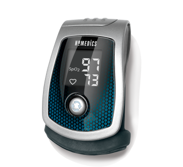 Image of product HoMedics - Deluxe Pulse Oximeter , 1 unit