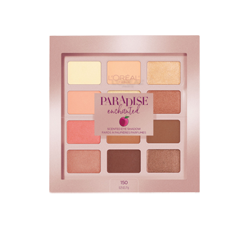 Paradise Enchanted Scented Eyeshadow Palette, 7 g