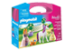 Thumbnail of product Playmobil - Princess Unicorn Carry Case L, 1 unit