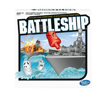 Image 1 of product Hasbro - Battleship, 1 unit
