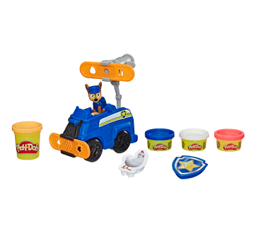 Image 2 of product Hasbro - Modeling Compound Paw'Patrol Rrescue Rolling Chase, 1 unit