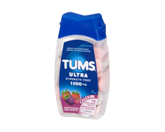 Image of product Tums - Tums Ultra Strength 1000 mg, 72 units, Assorted Berries
