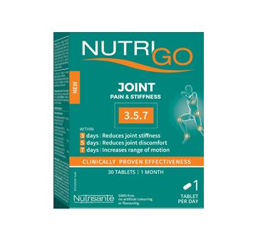 Image of product Nutrisanté - Nutrigo 3.5.7, 30 units