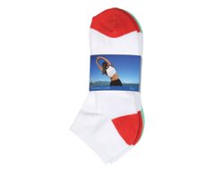 Image of product Studio 530 - Sport Socks for Women, 3 units, Assorted colors