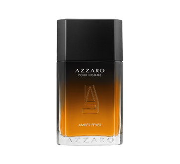 Image of product Azzaro - Amber Fever Eau de Toilette for Men, 100 ml