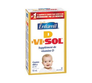 Image of product Enfamil - D-Vi-Sol Vitamin D Supplement, 50 ml