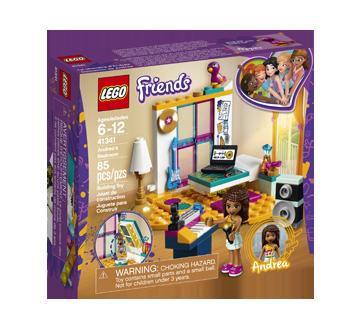 Lego Friends Andrea's Bedroom, 1 unit