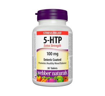 Image of product Webber - 5-HTTP ExtraStrength 100mg, 30units