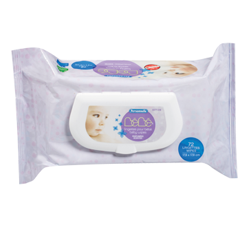 Baby Wipes, 72 units