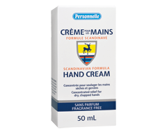 Image of product Personnelle - Scandinavian Formula Hand Cream, 50 ml, Fragrance Free