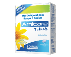 Image of product Boiron - Arnicare Tablets, 60 units