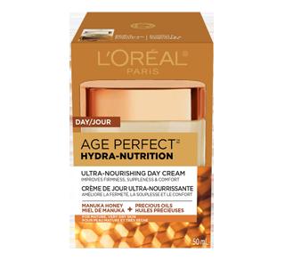 Age Perfect Hydra-Nutrition Ultra-Nourishing Day Face Cream, For mature, Very Dry Skin, Anti-Aging, 50 ml, Manuka Honey + Precious Oils