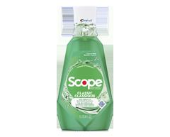Image of product Crest - Scope Classic Mouthwash, 1 L, Original Mint
