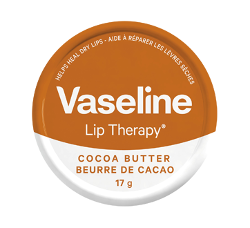 Lip Therapy Cocoa Butter Tin, 17 g