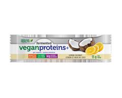 Image of product Genuine Health - Fermented Vegan Proteins+ bar, 55 g, Lemon Coconut