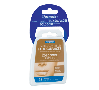 Cold Sore Patches, 15 units