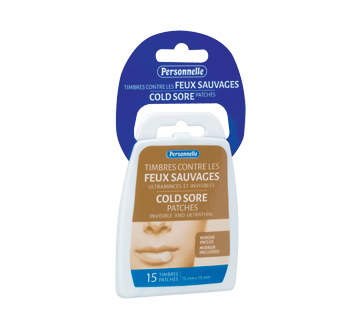 Image of product Personnelle - Cold Sore Patches, 15 units