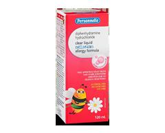 Image of product Personnelle - Children's Allergy Formula, 120 ml, Bubble Gum