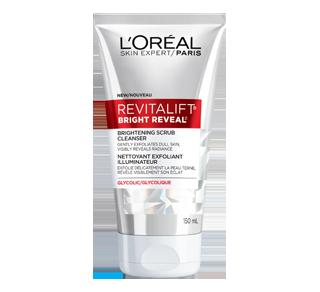 Revitalift Bright Reveal Brightening Scrub Cleanser, 150 ml
