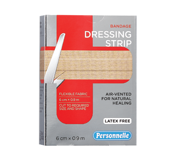 Image of product Personnelle - Bandage Dressing Strip, 6 cm × 0.9 m