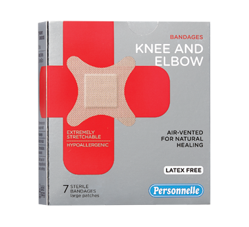 Image of product Personnelle - Bandages Knee and Elbow, 7 units