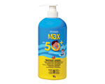 Max Sunscreen for Kids & Adults FPS 50+- 1 L