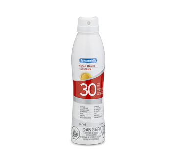 Sunscreen SPF 30 Spray, 177 ml, Fresh scent
