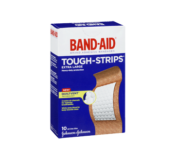 Bandaid ultra strips extra large