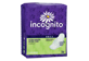 Thumbnail of product Incognito - Contact Ultra Thin Pads with Tabs, 36 units, Regular