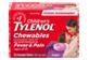 Thumbnail of product Tylenol - Children's Tylenol Chewables, 20 units, Grape