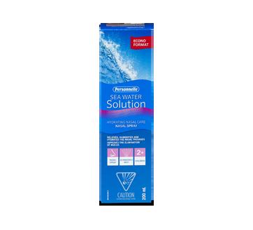 Sea Water Solution Nasal Spray 200 Ml Personnelle Nasal Spray