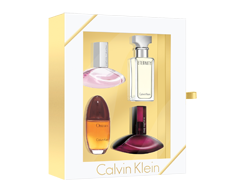 Image of product Calvin Klein - Calvin Klein Women's Gift Set, 4 units
