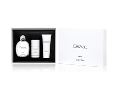 Image of product Calvin Klein - Obsessed for Men Set, 3 units