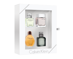 Image of product Calvin Klein - Calvin Klein Men's Gift Set, 4 units