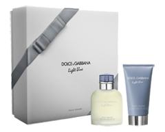 Image of product Dolce & Gabbana - Light Blue Pour Homme Gift Set, 2 units