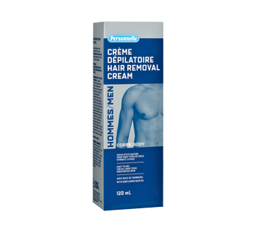 Hair Removal Cream For Men Personnelle Depilatory Cream Jean Coutu