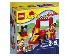 Image of product Lego - Lego Duplo Mickey Racer, 1 unit