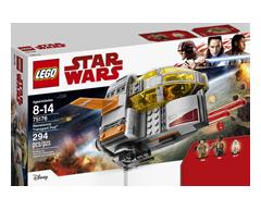 Image of product Lego - Lego Star Wars Resistance Transport Pod, 1 unit