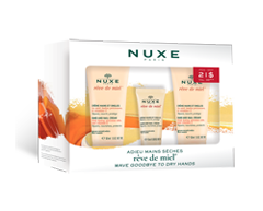 Image of product Nuxe - Rêve de Miel Hand and Nail Cream Set, 3 units