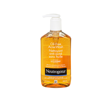 Image 1 of product Neutrogena - Oil-Free Acne Wash, 269 ml