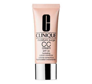 Moisture Surge CC Cream Hydrating Colour Corrector SPF 30, 40 ml, Light
