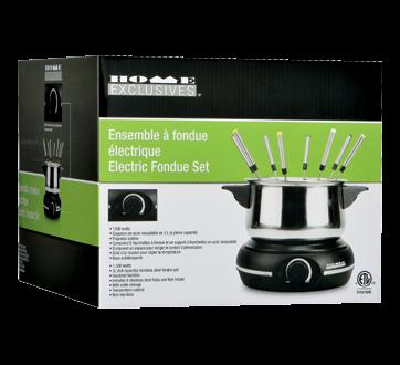 Electric Fondue Set, 1 unit