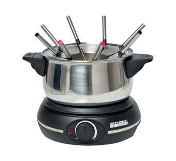 Image 2 of product Home Exclusives - Electric Fondue Set, 1 unit