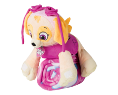 Image of product Paw Patrol - Hugger and Throw, 1 unit